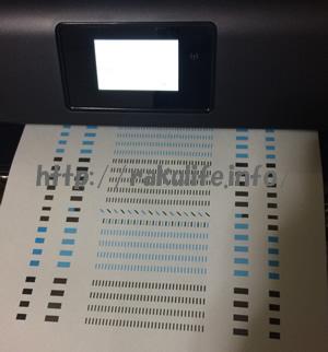 HP ENVY4520調整印刷